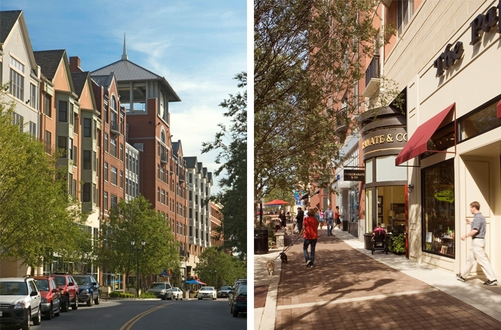 Rockville Town Square Wdg Architecture Planning Interiors