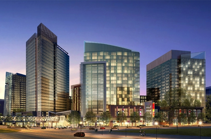 Tysons Transit Oriented Developments Wdg Architecture Planning Interiors