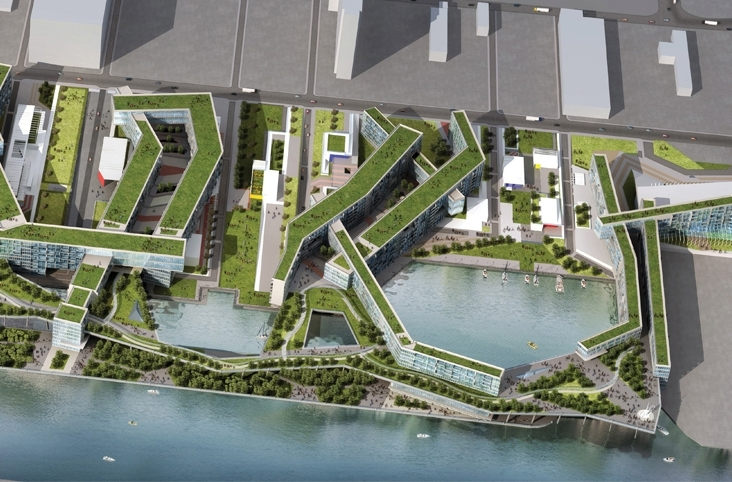 Car Building Games >> Tokyo Olympic Village | WDG: Architecture, Planning, Interiors