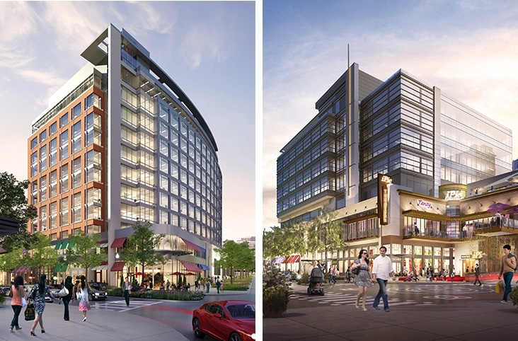 Pike Amp Rose Mixed Use Wdg Architecture Planning Interiors