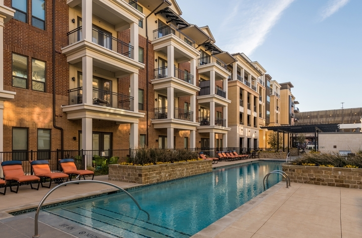The Kelton At Clearfork Wdg Architecture Planning