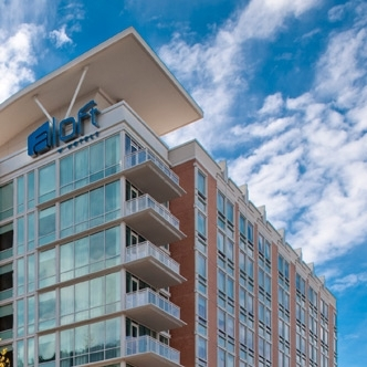 Aloft at National Harbor