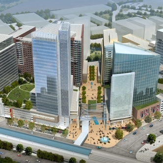 Tysons Transit Oriented Developments